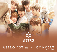 ASTRO 1st Mini Concert In Taipei