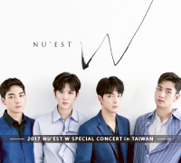 2017 NU'EST W SPECIAL CONCERT in TAIWAN