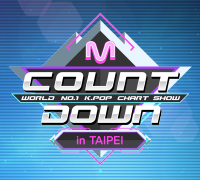 M COUNTDOWN in TAIPEI