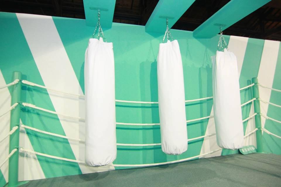 湖水藍健身房